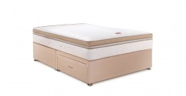 Catalina Box Top Pocket 1000 Divan Set by Airsprung