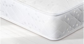 Sleepwalk Memory Sprung Gold Mattress by Airspru..