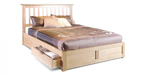 Bianca Bedstead With Storage by Limelight