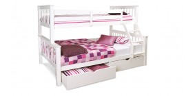 Pavo High Sleeper Bed by Limelight