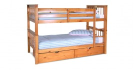 Pavo Bunk Bed in Pine by Limelight
