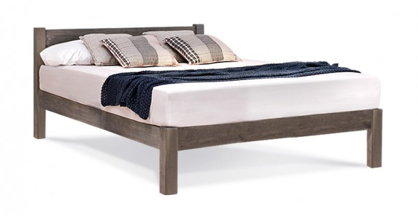 White Knight Bed (Space Saver) by Get Laid Beds