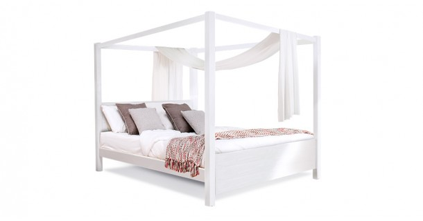 Four Poster Bed - Summer by Get Laid Beds