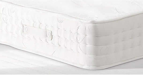 Natural Ortho 2000 Mattress by Healthbeds