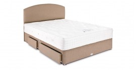Natural Luxury 1000 Divan Set by Healthbeds