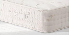 Hypo Allergenic Superior 2000 Mattress by Healthbeds