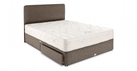 Hypo Allergenic Superior 2000 Divan Set by Healt..