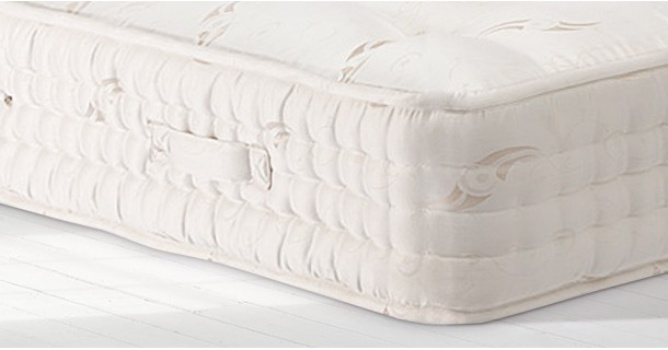 Hypo Allergenic Backcare Support 1000 Mattress by Healthbeds