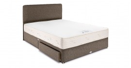 Hypo Allergenic Luxury 312 MQ Divan Set by Healthbeds