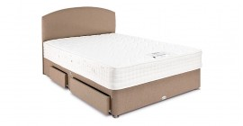 Latex Superior 2000 Divan Set by Healthbeds