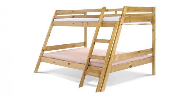 Marilleva Triple Bunk Bed by Verona