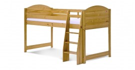Mid-Sleeper Bed Frame by Verona