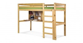 Rimini High Sleeper Student Set - Antique by Verona