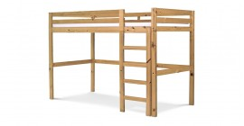 Rimini High Sleeper Bed Frame by Verona